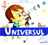 Enciclopedia celor mici - Universul, Larousse