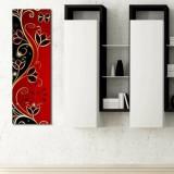 Cumpara ieftin Tablou decorativ cu ceas Clockity, 248CTY1618, Multicolor
