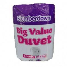 Pilota dubla , Slumberdown Big Value 10,5 tog