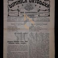 POPESCU-MALAESTI I. (PREOT), DUMINICA ORTODOXA, ANUL XIV, Numerele 25-26, 1932, Bucuresti