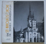 Corina Nicolescu - Die St. Nikolaus-Kirche in Șcheii Brașovului (lb. germană)