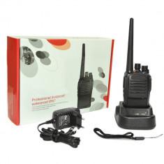 Aproape nou: Statie radio UHF portabila PNI PX585, IP67 Waterproof