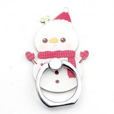 Suport Inel Telefon, Om De Zapada, Christmas, Craciun