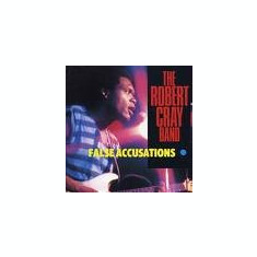 Robert Cray False Accusations (cd)