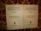 Mathematische methoden vol.1+2 - s.flugge an 1955-1956/880pagini/