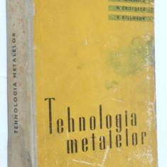 Tehnologia metalelor - 1962