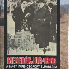 Ember Judit - Menedekjog 1956 - 1009 (carte pe limba maghiara)