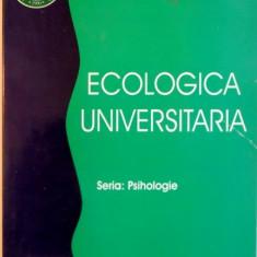 ECOLOGICA UNIVERSITARIA, SERIA PSIHOLOGIE, 2010