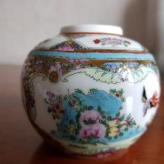 VAZA PORTELAN CHINEZESC