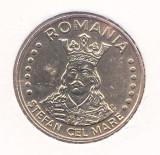 Moneda Romania 20 Lei 1996 - KM#109 aUNC ( anul cel mai rar )