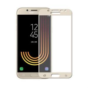 Folie Sticla Samsung Galaxy J5 2017 Flippy 4D/5D Auriu