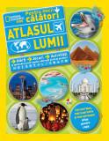 Atlasul lumii pentru micii călători