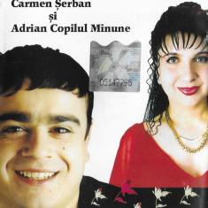 Caseta Carmen Șerban Și Adrian Copilul Minune – Nu Uita De Cei Săraci Vol.8