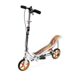Trotineta space scooter x580 series, alb