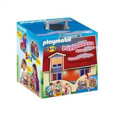 Playmobil Dollhouse - Casa de papusi mobila