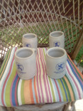 4/Halbe /ceramica /