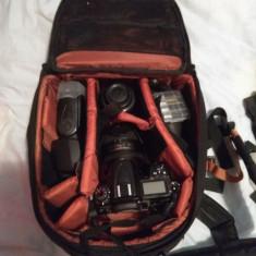 Vand sau Schimb Nikon D7000+geanta+trepied slik
