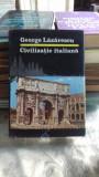 CIVILIZATIA ITALIANA - GEORGE LAZARESCU