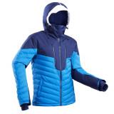 Geacă impermeabilă călduroasă schi WARM 900 Albastru Bărbați, Wedze
