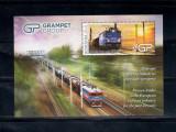 ROMANIA 2019 - 20 ANI GRAMPET GRUP - LOCOMOTIVE - COLITA -  LP 2236a
