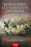 Cumpara ieftin Retragerea lui Napoleon din Rusia. Memoriile Maiorului Vionnet, 1812/Louis Joseph Vionnet, Corint