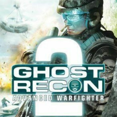 Tom Clancy's Ghost Recon Advanced Warfighter 2 - PSP [Second hand], Actiune, 12+, Single player