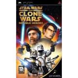 Star Wars: The Clone Wars - Republic Heroes PSP