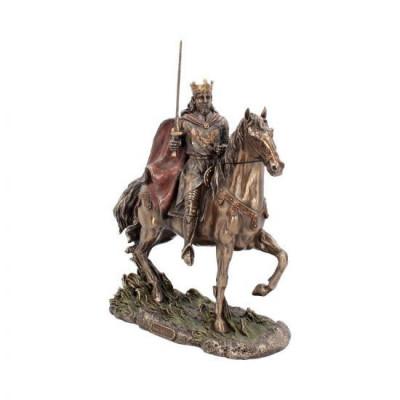 Statueta Regele Arthur 30 cm foto