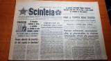 ziarul scanteia 25 octombrie 1979-art. si foto CAP colanu,jud dambovita