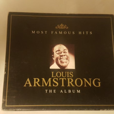 [CDA] Louis Armstrong - The Album - 2cd audio