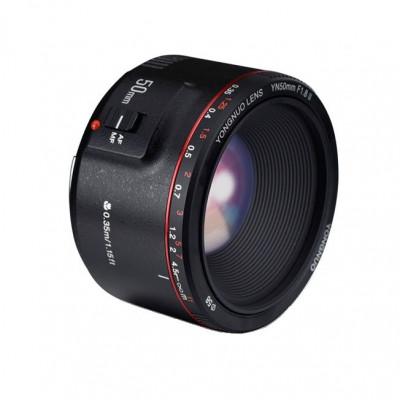 Yongnuo YN 50mm f1.8 II pentru Canon EOS foto