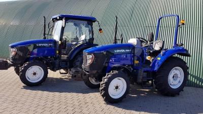 Tractor nou model LOVOL 504 ROPS (fara cabina) cu CIV si COC foto