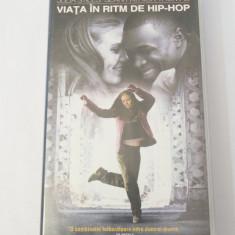 Caseta video VHS originala film tradus Ro - Viata in Ritm de Hip-Hop