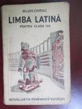 Limba latina pentru clasa a 4a-Bujor, Chiriac