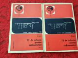 A. SAHLEANU - 73 DE SCHEME PENTRU RADIOAMATORI 2 volume RF18/4