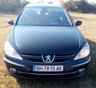Peugeot 607 foto