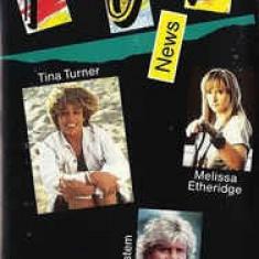 Caseta Pop News 3/92 Vol. 1, originala: Bad Blue Boys, Roxette, Tina Turner