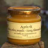 Apivit - Miere, Polen si Propolis BIO Wilhelm Tartler, 250 g