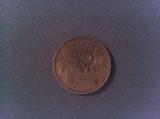 Monedă comemorativă 50 bani 2014 Vladislav I Vlaicu 1364