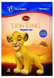 Disney English (Nivelul 2) The Lion King / Regele Leu (poveste bilingvă)