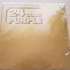 Vinil Deep Purple – 24 Carat Purple
