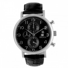 CEAS ELECTION CLASSIC TRADITIONAL CHRONO BLACK