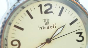 Ceas barbatesc german Hans Hirsh
