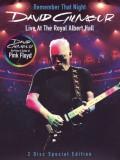 David Gilmour Remember That Night : Live At The Albert digi (2dvd)