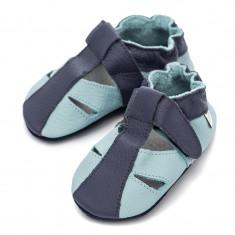 Sandale cu talpa moale Liliputi Sky