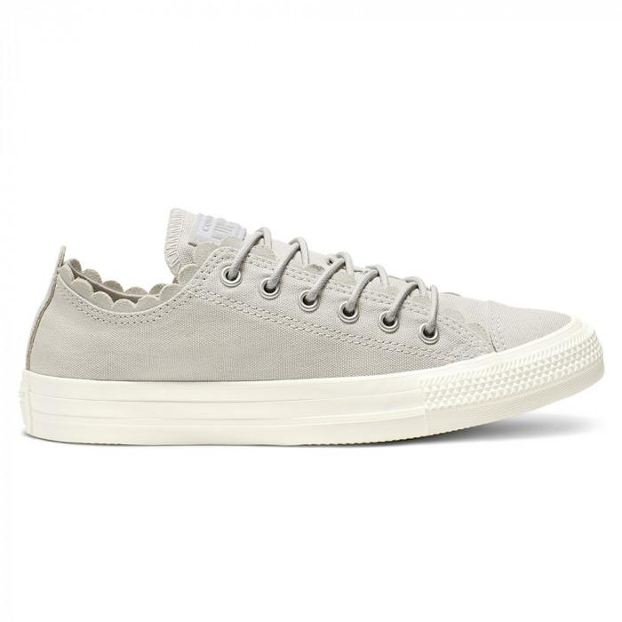 Shoes Converse Chuck Taylor Canvas Low-Top Mouse/Mouse/Egret