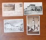 Lot Carti Postale CLUJ - 4 Buc. RPR  (3 bucati sunt RARE)