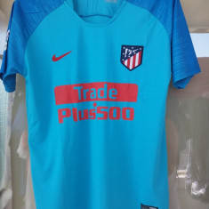 Tricou Atletico Madrid (embleme brodate)