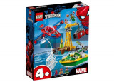 LEGO Marvev Super Heroes - Spider-Man: Doc Ock si furtul diamantelor 76134