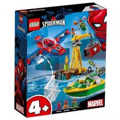 LEGO Marvev Super Heroes - Spider-Man: Doc Ock si furtul diamantelor 76134
